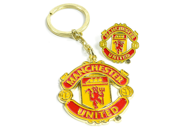 MUFC Crest and Badge set
