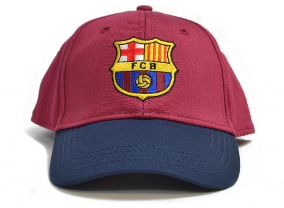 FC Barcelona crest basic cap