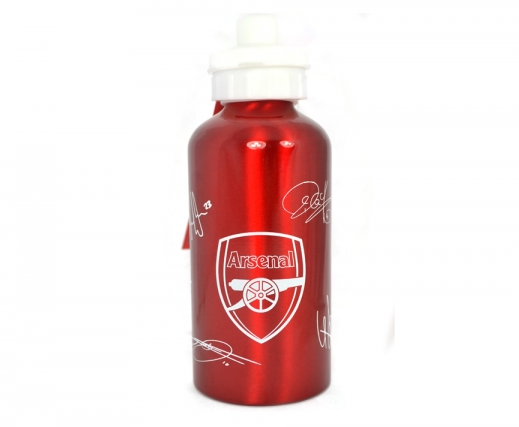 Arsenal Aluminium water bottle 500ml