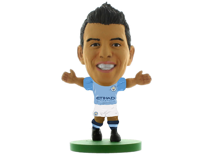Soccerstarz Man city Aguero 2019