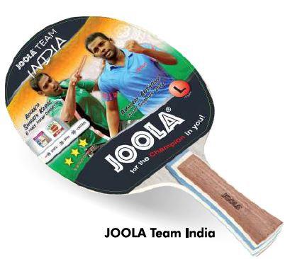 Joola Team India 3 Star table tennis bat