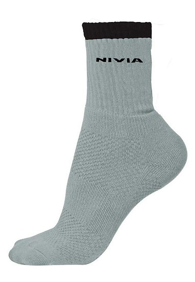 NIVIA SPORTS SOCKS HIGH ANKLE MEDIUM