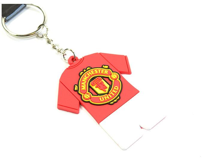 MUFC PVC kit keychain