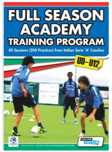 FULL SEASON ACADEMY TRAINING PROGRAM U9-12