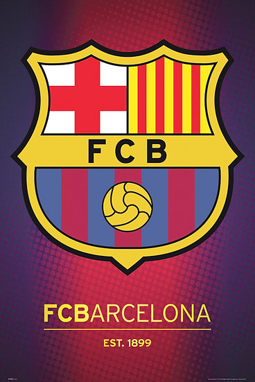 Barcelona Club Crest SP0850