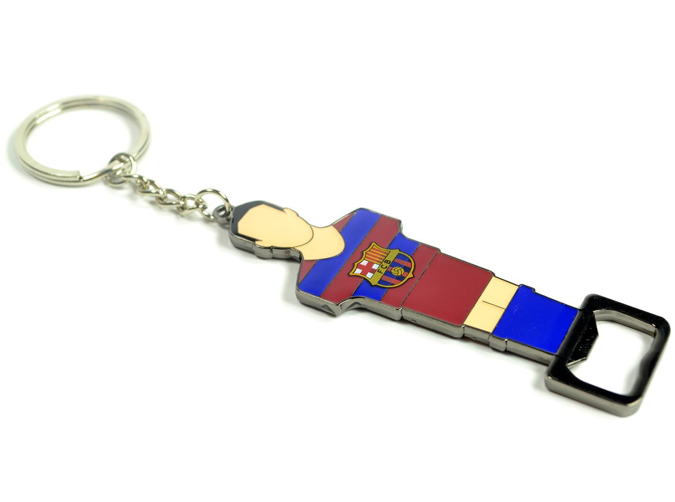 Barca foosball key ring