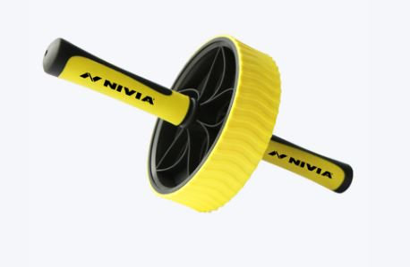 Nivia Slide Ab Wheel