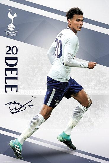 Tottenham  Alli 17-18 SP1461