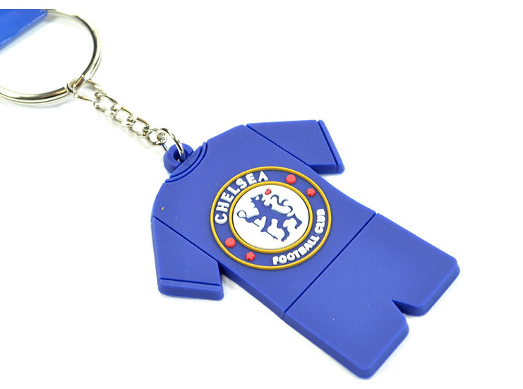 Chelsea Pvc Kit keychain