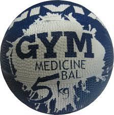 NIVIA MEDIX SOFT MEDICINE BALL- 5KG