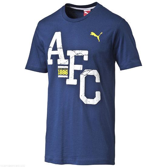 PUMA ARSENAL FC FAN TEE