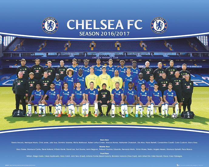 Chelsea Team Photo 16/17 MP2039