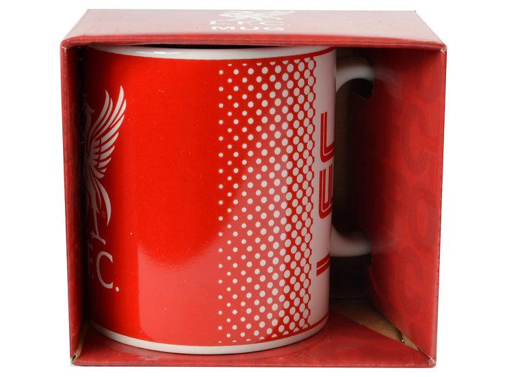 Liverpool FC fade mug