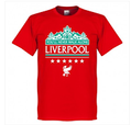 Liverpool cotton crest tee