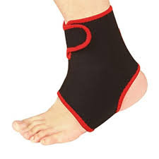 NIVIA ANKLE SUPPORT WITH ADJUSTABLE VELCRO