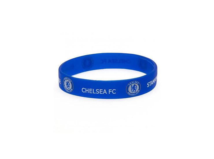 Chelsea FC silicon wrist band