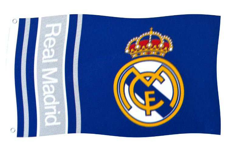 Real Madrid flag 5x3ft