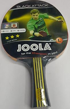 Joola Black Attack star 3 TT Bat