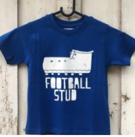 Football Stud Tee kids