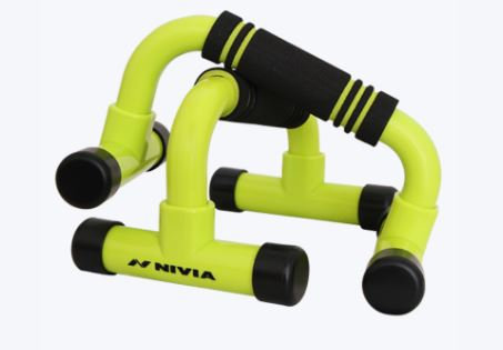 Nivia Push up bars 11028