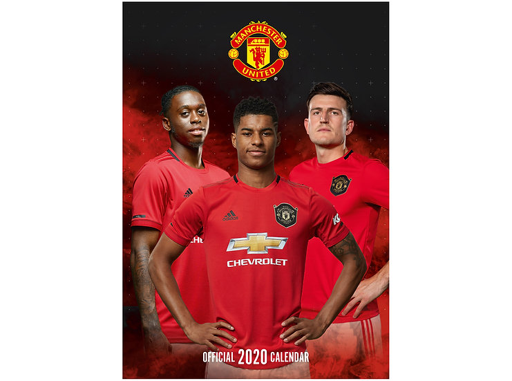 Manchester United Calender-2020 pre order