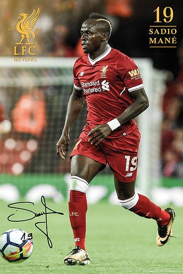 Liverpool  Mane 17-18 SP1482