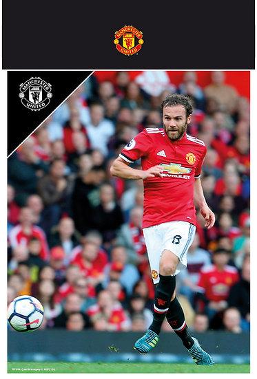 Manchester United  Mata 17-18 PFF594