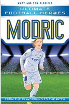 Football heros Modric