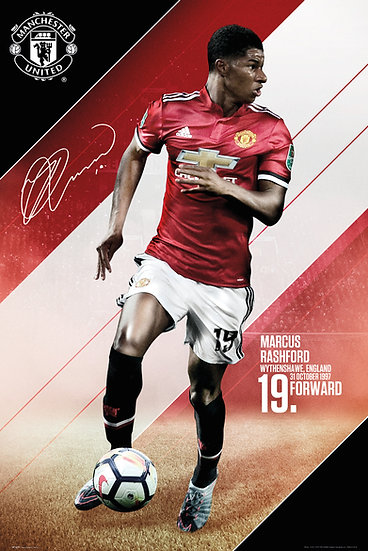 Manchester United  Rashford 17-18 SP1479