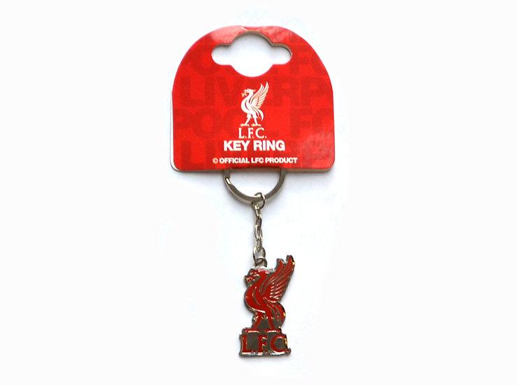 Liverpool FC crest Key ring