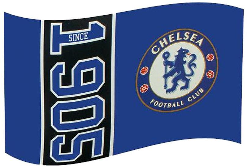 Chelsea Flag 5x3 ft