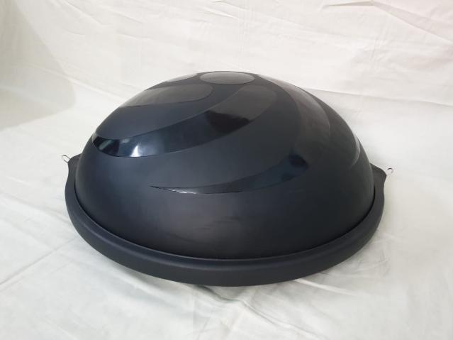 Bosu ball Premium black by VPK