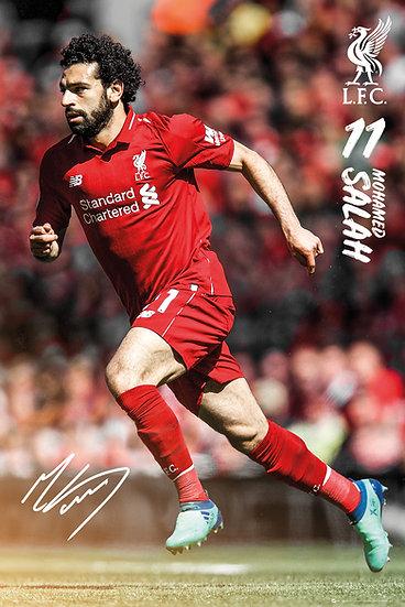 Liverpool Salah 18/19 Maxi SP1531