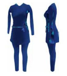 Speedo 2 piece full body suit