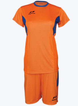 NIVIA AMBITION FOOTBALL JERSEY SET WOMEN