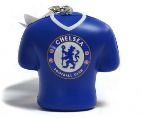 Chelsea No 1 fan keychain