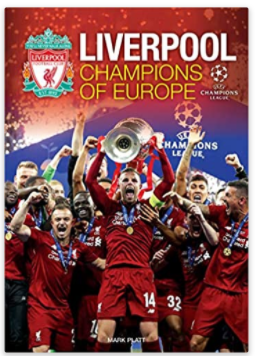 Liverpool: Champions of Europe Hardcover
