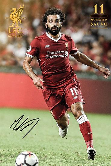 Liverpool  Salah 17-18 SP1464
