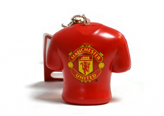 MANCHESTER UNITED STRESS RELIEF KEY CHAIN
