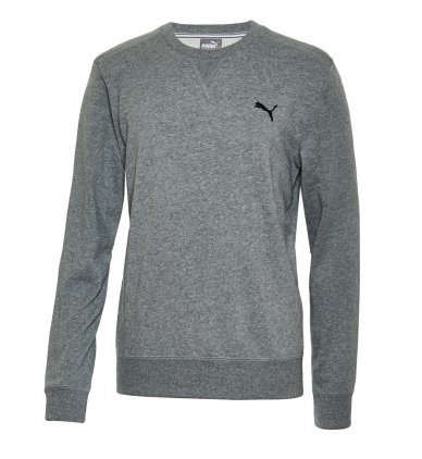 PUMA ESS CREW SWEAT SHIRT FL