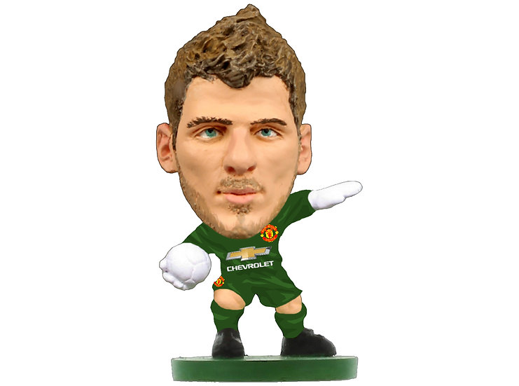 Soccerstarz Man UTD David De Gea 2019