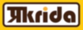 Prakrida general sports store and specialised sports shop logo