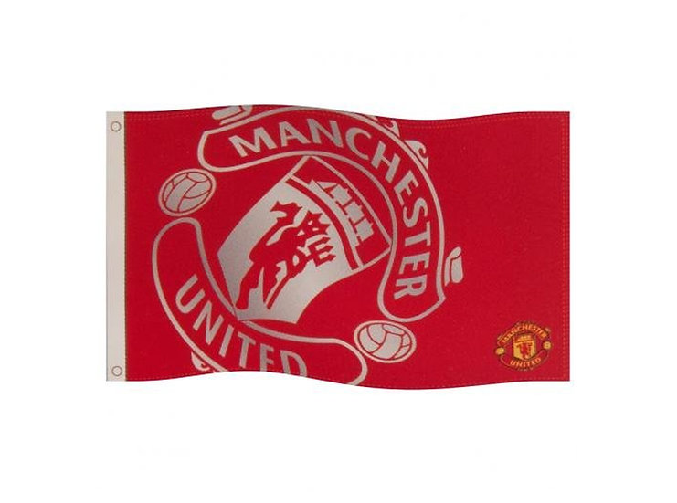 Manchester United flag 5ft x 3ft