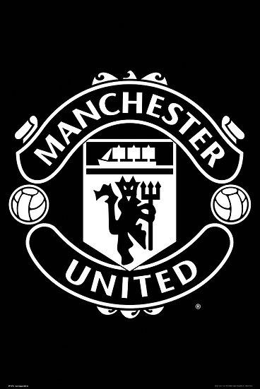 Manchester united crest Maxi SP1476