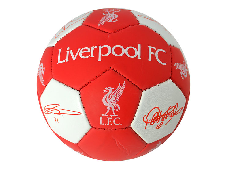 Liverpool FC crest football size 3