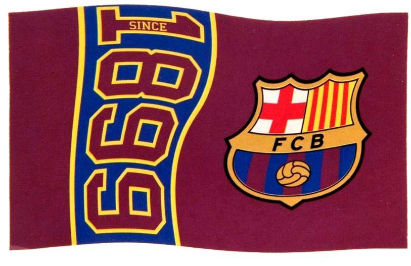 FC Barcelona flag 5x3ft
