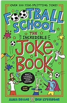 Football school Joke book