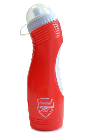 Arsenal plastic water bottle 750ml