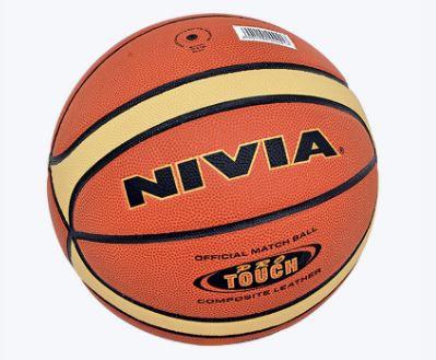 Nivia Pro touch Basketball size 7