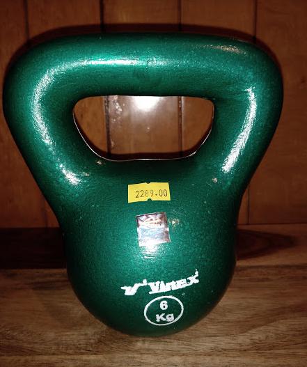 Vinex Kettle bell 6kg